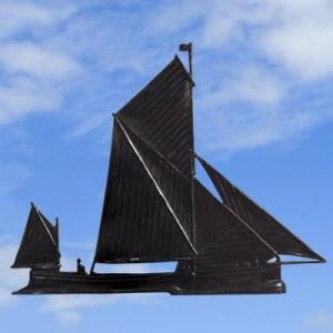 Barge Black