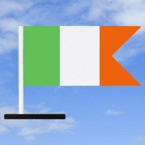 Flag Irish