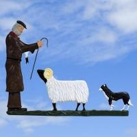 Shepherd Painted